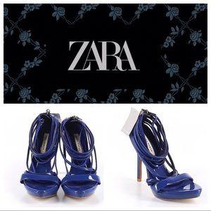 🔴🆕🏷NWT Zara stilettos